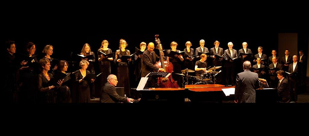 Création mondiale de l'Oratorio «L'Éveil de l'Humanité» avec l'ensemble vocal Unité et solistes