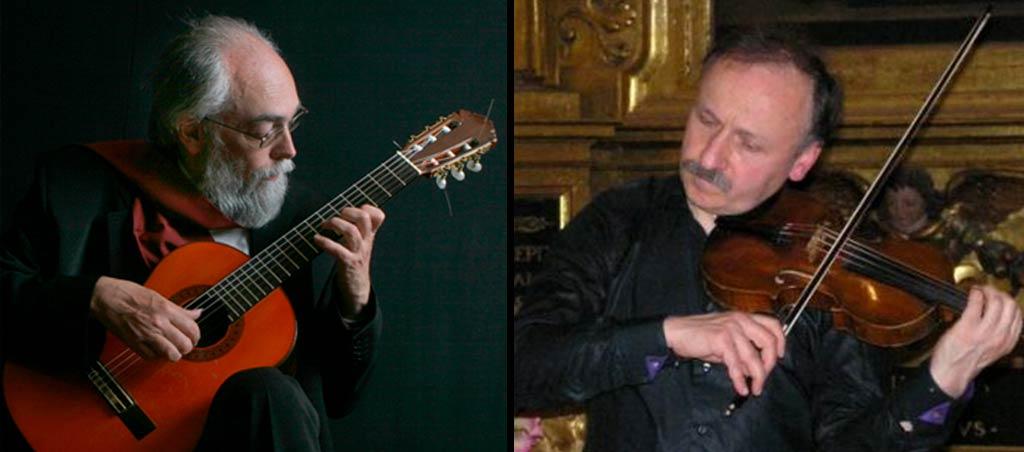 Clément-Faivre & Pourtzeladze, Danses à travers les Siècles
