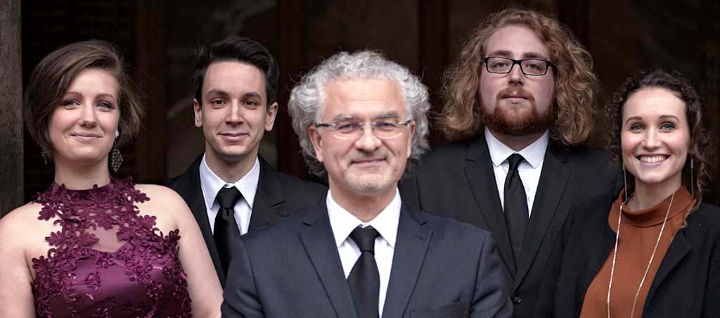 «Les Chemins de l'Exil », Récital de musique baroque par l'Ensemble Antiphona
